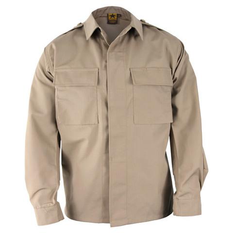 Propper BDU Shirt - Long Sleeve - Khaki