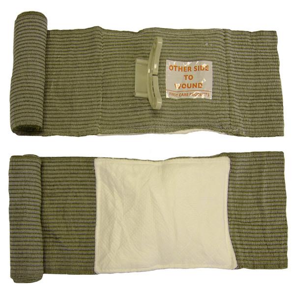 PerSys Medical Israeli Combat Bandage + SWAT-T Tourniquet