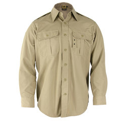 Propper Tactical Dress Shirt - Short Sleeve - Khaki