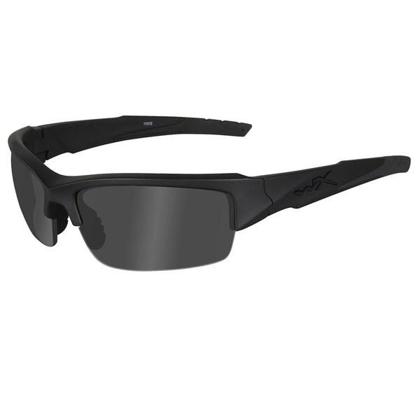 Wiley X Valor CHVAL01 Gray-Matte Black Ballistic Eyewear