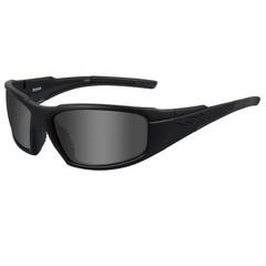 Wiley X ACRUS01 Rush Gray Lens-Matte Black Frame Sunglasses