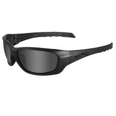 Wiley X CCGRA01 Gravity Gray Lens-Matte Black Frame Ballistic Eyewear