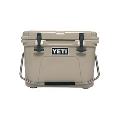 Yeti 20 QT. Roadie Cooler Tan