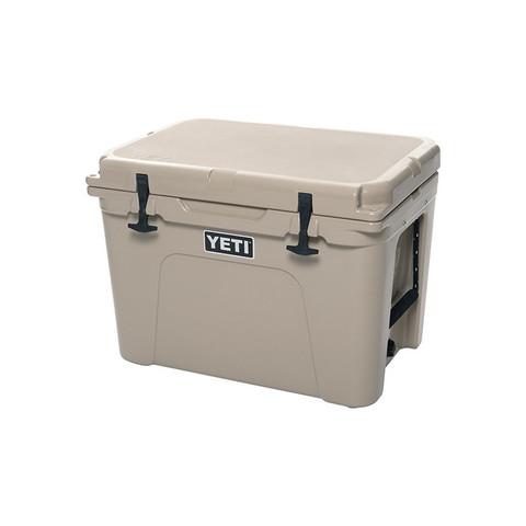 Yeti 50 QT. Tundra Cooler-Tan