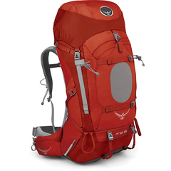 Osprey Ariel 65 Vermillion Red