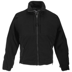 5.11 Tactical Fleece Jacket-Black