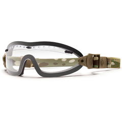 Smith Optics Elite-Boogie Sport Goggle MultiCam-Clear Lens