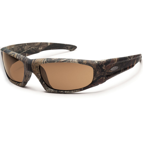 Smith Optics Elite Hudson Sunglasses Realtree AP-Polarized Brown