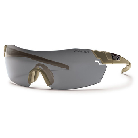 Smith Optics Elite Pivlock V2 Tactical Protective Glasses-Tan 499