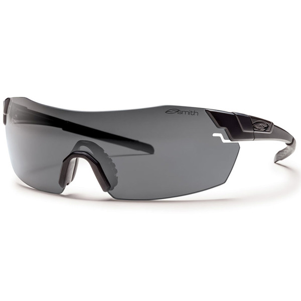 Smith Optics Elite Pivlock V2 Tactical Protective Glasses-Black