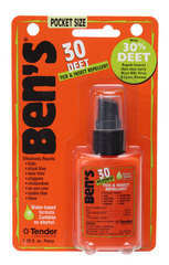 Ben's 30 Pump Bottle Tick and Insect Repellent