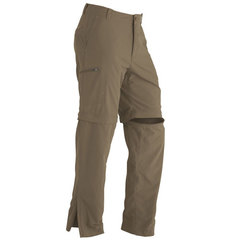 Marmot Cruz Convertible Pants Khaki Brown