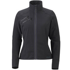 Marmot Women's Zoom Softshell Jacket Dark Steel