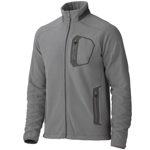 Marmot Alpinist Tech Jacket-Cinder