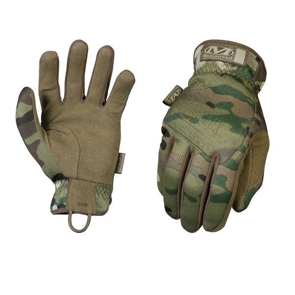 Mechanix Wear Fast Fit Gloves - MultiCam