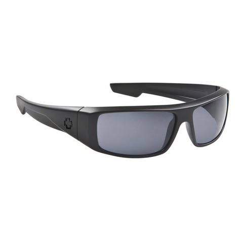 Spy Optic Logan Black/Gray Sunglasses