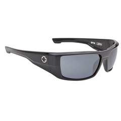 Spy Optic Dirk Shiny Black/Gray Sunglasses