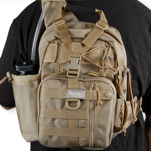 Maxpedition Noatak Gearslinger Pack - Tan