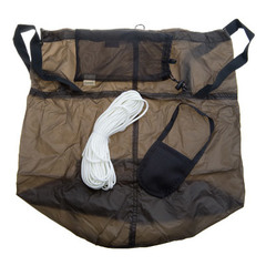 Equinox Ultralight Bear Bag (open)