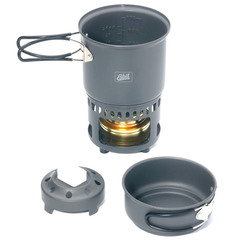 Esbit Alcohol Stove and Cookset