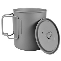 Esbit Titanium Pot - 750 ml