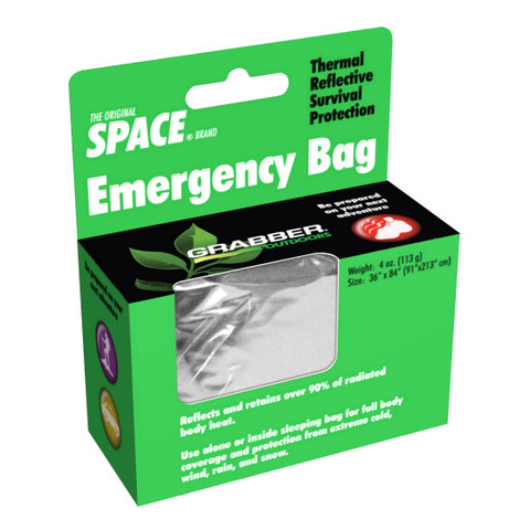Original Space Brand Emergency Bag