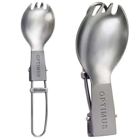 Optimus Titanium Folding Spork