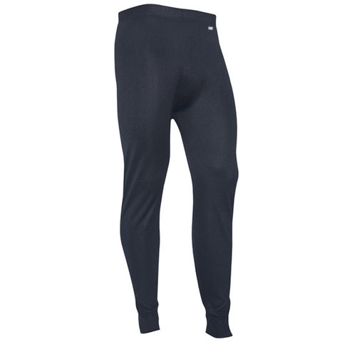 Polarmax Acclimate Men's Double Base Layer Pants Black