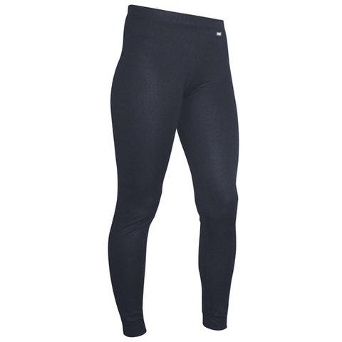 Polarmax Acclimate Women's Double Base Layer Crew Pants Black