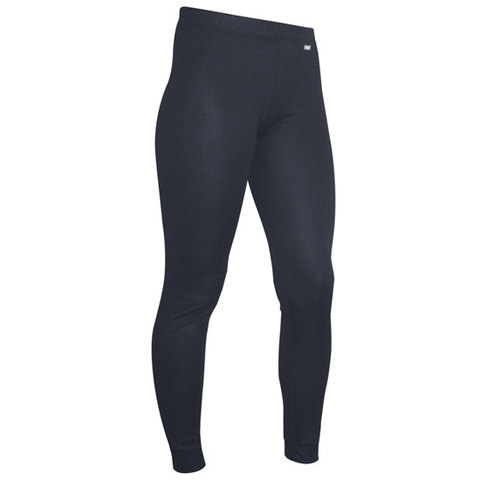 Polarmax Acclimate Women's Double Base Layer Crew Pants Black