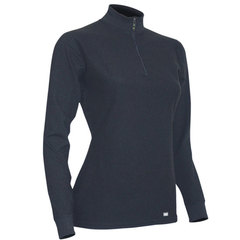 Polarmax Women's Quattro Fleece Thermal Zip Mock