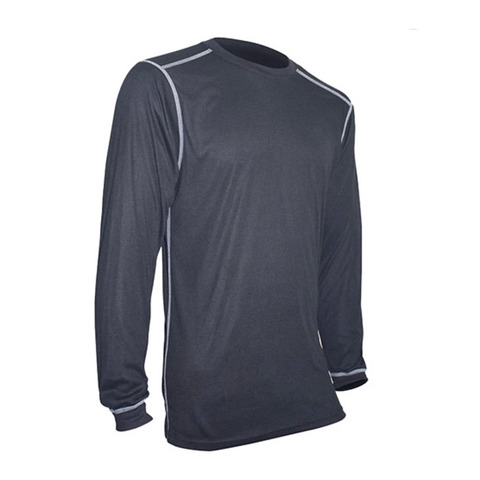 Polarmax Men's Polarmax Max Ride Crew-Black