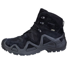 Lowa Zephyr GTX Mid TF Boot-Black