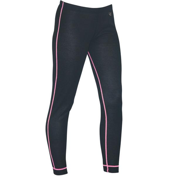 Polarmax Women's Max Ride Pant-Black-Pink