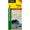 Trails Illustrated Map Olympic National Park