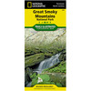 National Geographic Map Great Smoky Mountains National Park