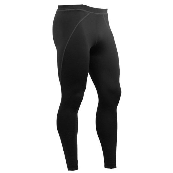 Polarmax Men's Comp-3 Thermal Pants-Black