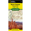 National Geographic Bryce Canyon National Park Trails Illustrated Map