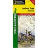National Geographic Joshua Tree National Park Trails Illustrated Map