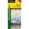 National Geographic Denali National Park Trails Illustrated Map