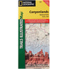 National Geographic Canyonlands National Park Trails Illustrated Map