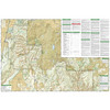 National Geographic Zion National Park Trails Illustrated Map