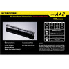 NITECORE Sens AA2 170 Lumen Flashlight