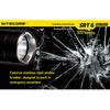 NITECORE SRT6 930 Lumen Night Officer Flashlight MT40 Handheld Light