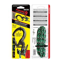 Nite Ize Figure 9 Carabiner w/Rope