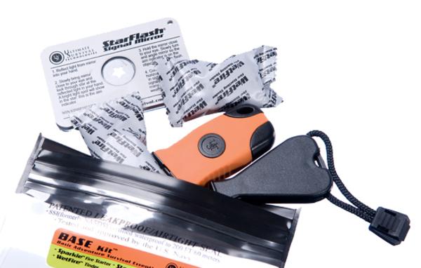 Basic Adventure Survival Essentials (BASE) Kit