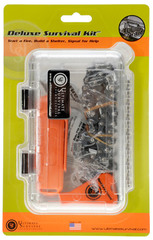 Ultimate Survival Technologies Deluxe Survival Kit Clear Box
