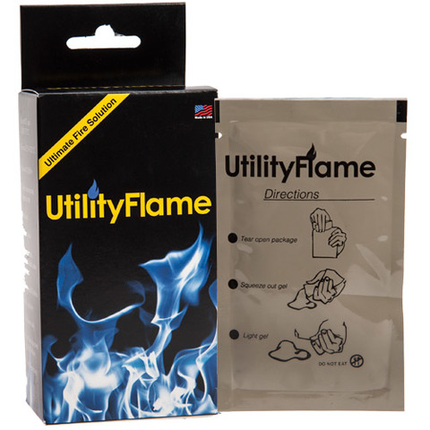 Utility Flame Fire Solution