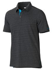 Marmot Wallace Polo SS Shirt-Gray