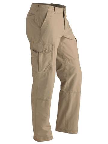 Marmot Hetch Cargo Pant Dark Khaki